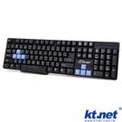 【KTNET】S7鍵影 USB  鍵盤...