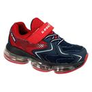 【樂樂童鞋】GOODYEAR 童款大氣墊緩震運動-紅 G017-2 - 男童鞋 運動鞋 球鞋 布鞋 大童鞋 固特異