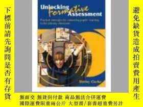 二手書博民逛書店【罕見原版】Unlocking Formative Assess