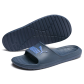 Puma Divecat V2 灰藍色 男 拖鞋 運動拖鞋 皮革 厚底 防水 一體成形 舒適 輕量 36940012