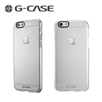 最終出清【marsfun火星樂】G-CASE iPhone 6/6S 清透系列超薄 PC保護殼 透明手機殼 保護套