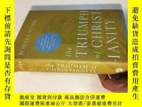 二手書博民逛書店THE罕見TRIUMPH OF CHRIST-IANITYY24