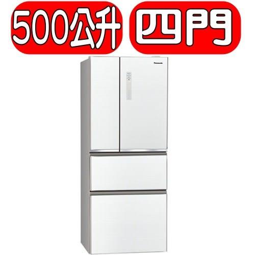 國際牌【NR-D509NHGS-W】冰箱NR-D509NHGS/D509NHGS