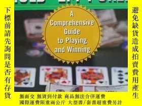 二手書博民逛書店罕見德州撲克技法Y391328 Gary Carson Lyle Stuart