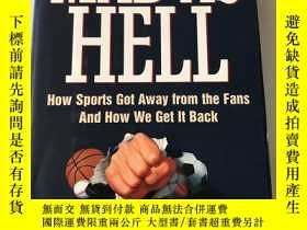 二手書博民逛書店mad罕見as hell how sports away fro