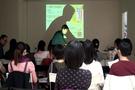 台北站前媽媽餵 - 印章認識,寶寶取好名課程 2010.11.29