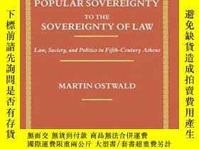 二手書博民逛書店From罕見Popular Sovereignty To The Sovereignty Of LawY255