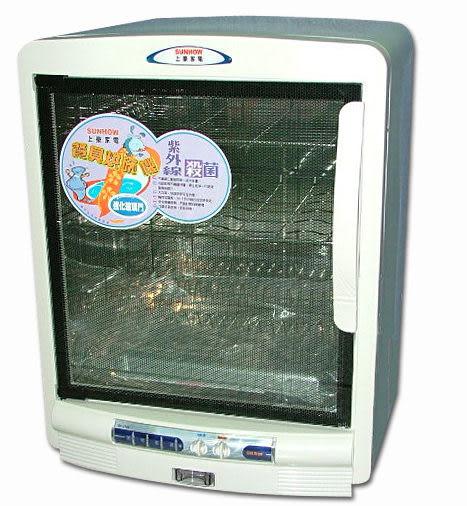 ^聖家^上豪12人份不鏽鋼紫外線烘碗機 DH-3765【全館刷卡分期+免運費】