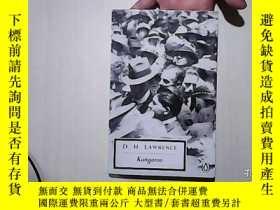二手書博民逛書店Kangaroo【編號:W罕見4】Y6332 D. H. Law