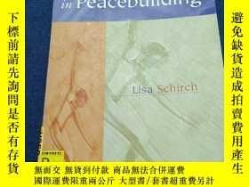 二手書博民逛書店Ritual罕見and Symbol in Peacebuilding 建設和平的儀式與象征Y223356 K