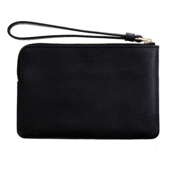 美國COACH 金色馬車 精美小手拿錢包最新設計黑色設計 新品上市 限量優惠 $1280