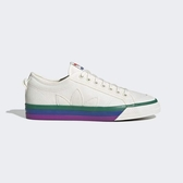 Adidas Originals Nizza Pride [EF2319] 男女鞋 運動 休閒 復古 情侶 彩虹 白彩