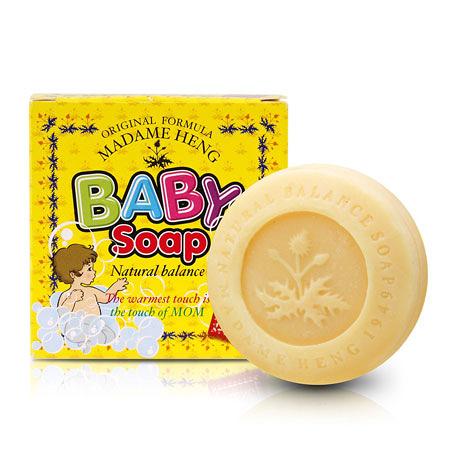 泰國 興太太 嬰兒專用皂 150g 香皂 肥皂 身體皂 阿婆香皂