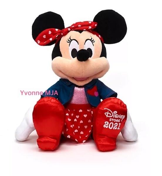 *Yvonne MJA* 英國迪士尼Disney限定正品 minnie 米妮 甜心迪斯科 精緻娃娃