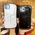 IPhone XR手機殼時尚創意 蘋果11Pro Max手機套 蘋果X/Xs Xs Max保護套 簡約純色iPhone6/6s/7/8保護殼