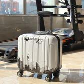 行李箱-訂製logo18寸登機箱萬向輪小旅行拉桿箱女旅行箱男行李箱17潮皮箱 YYS 花間公主