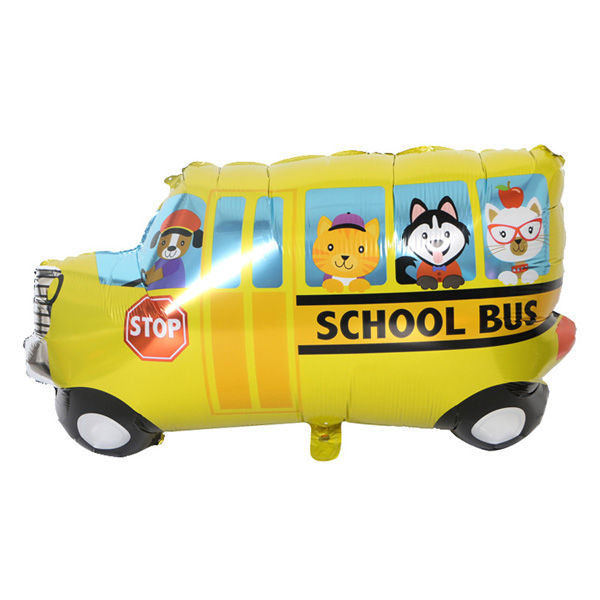 【BlueCat】大卡車造型鋁膜氣球 佈置