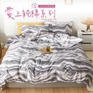 Artis- 精梳純棉 雙人加大 床包/四季被 涼被 四件組-瑪雅
