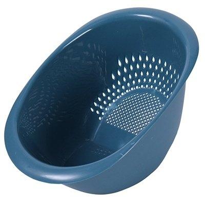 瀝水籃 洗菜盆 洗米籃 水果籃 淘米器 洗菜神器 摩登系列 籃子 收納籃  瀝水籃【P012】MY COLOR