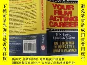 二手書博民逛書店Your罕見Film Acting CareerY24886