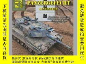 二手書博民逛書店Panzermanöver罕見3 Urbanes Panzergefecht Bundeswehr (Slight