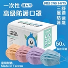【現貨】ZKang笠康三層防護口罩-50入 2盒組
