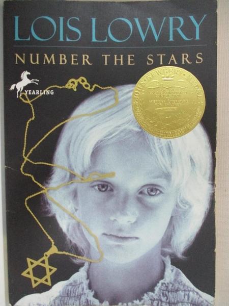【書寶二手書T1/原文小說_H4H】Number the Stars_Lowry