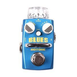 Hotone BLUES Overdrive 破音效果器 總代理公司貨 保固一年