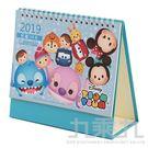 2019年迪士尼三角桌曆-Tsum Ts...