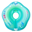 兒童游泳圈 兒童游泳圈裝梅花脖圈新生兒童專業水上充氣頸圈小孩防嗆項圈【快速出貨】