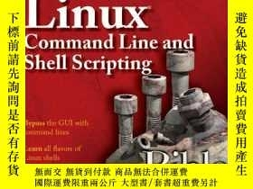 二手書博民逛書店Linux罕見Command And Shell Scripting BibleY256260 Richard