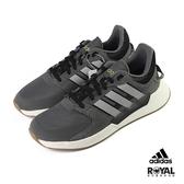 Adidas Run90s  灰色 網布 運動鞋 男款 NO.B1070【新竹皇家 B42207】