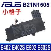 ASUS B21N1505 2芯 . 電池 小格子 E402NA E502MA E502SA E502NA E402 E402S E402M E402MA E502 E502S