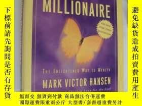 二手書博民逛書店The罕見One Minute Millionaire Mark