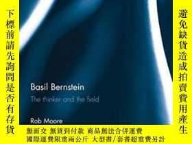 二手書博民逛書店Basil罕見BernsteinY256260 Rob Moore Routledge 出版2012