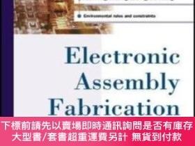 二手書博民逛書店Electronic罕見Assembly FabricationY464532 Charles A. Harp
