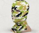 臉基尼 鱘龍防水母游泳頭套防紫外線防曬護臉面基尼頭罩面罩男女士臉基尼 薇薇