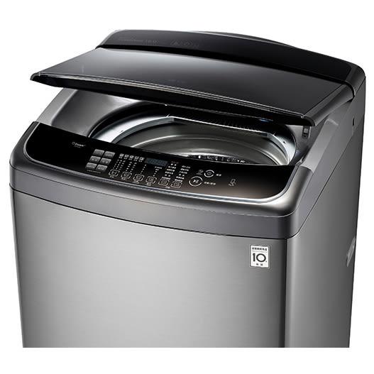 《送安裝》LG樂金 19公斤蒸善美DD直立式變頻洗衣機WT-SD196HVG銀《5/31前登錄LG送好禮》