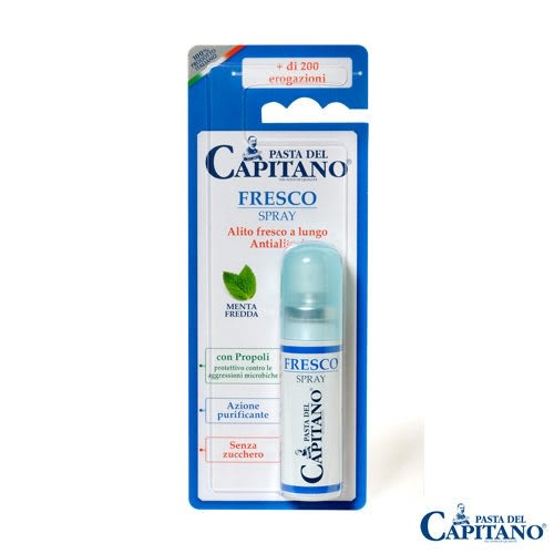 義大利隊長-清新口腔噴劑 15ML/PASTA DEL CAPITANO 大樹