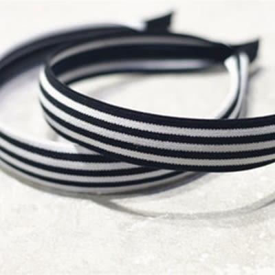 髮圈(任兩件)-韓版經典線條設計女髮箍10款73gi62[時尚巴黎]