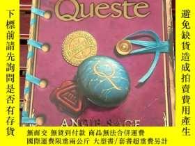 二手書博民逛書店Septimus罕見Heap Book QuesteY381700