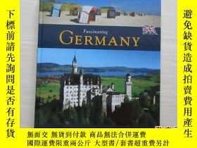 二手書博民逛書店FASCINATING罕見GERMANY【867】Y10970