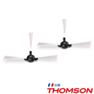 (2入一組)THOMSON 智慧型機器人 TM-SAV23DS 配件邊刷組 TM-TAA03V9
