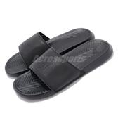 Puma 拖鞋 Popcat Reflective Slides 黑 全黑 LOGO 運動拖鞋 涼鞋 基本款 男鞋 女鞋【PUMP306】 36942202