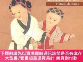 簡體書-十日到貨 R3YY【中國古代兒童生活畫(西文版) Ancient China」s Genre Painting Feat...