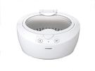 TWINBIRD 【日本代購】超聲波清洗機白色EC-4518 W
