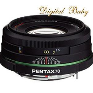【送清潔三寶】 Pentax DA 70mm F2.4 Limited 定焦鏡頭 黑色 (70 2.4;富堃公司貨)