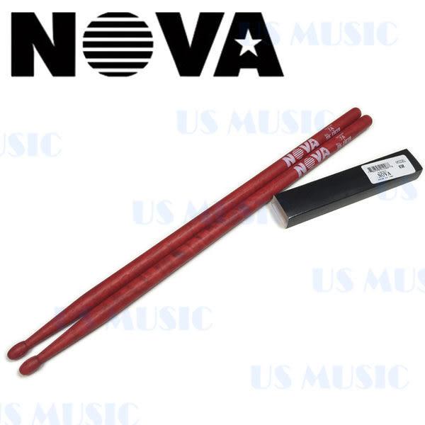 【非凡樂器】NOVA 爵士鼓棒 7A / 紅色 Vic Firth副廠