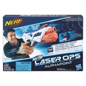11-12月特價 NERF樂活射擊遊戲 Laser ops光射系列 單發射擊 alphapoint TOYeGO 玩具e哥