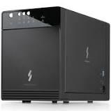 【3期零利率】全新 HFR7 Probox USB3.1 Gen-II 3.5/2.5吋 四層磁碟陣列+HUB 雙介面硬碟外接盒